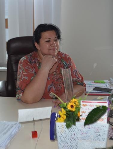 Начальник відділу