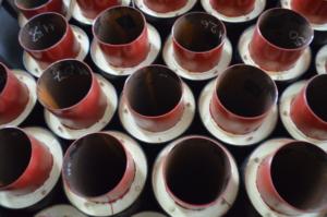 Ізольована труба Ізоком